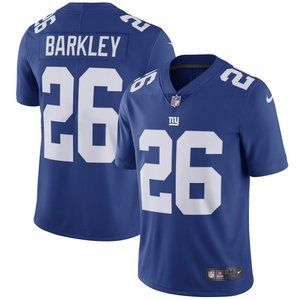 NFL New York Giant Saquan Barkley Jersey NWT